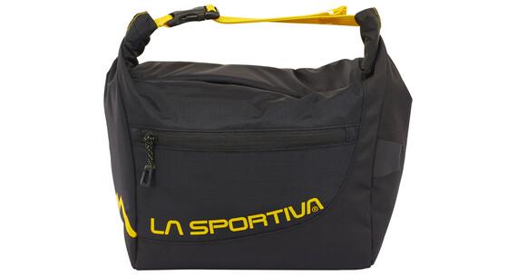 La Sportiva Boulder Chalk Bag black